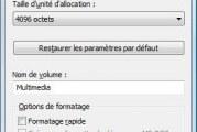 Comment formater un disque dur externe facilement