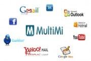 Sécuriser son compte Facebook et Twitter avec MultiMi