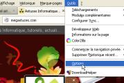Comment mettre Firefox comme navigateur par défaut