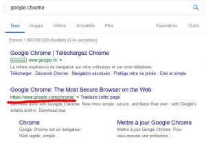télécharger google chrome