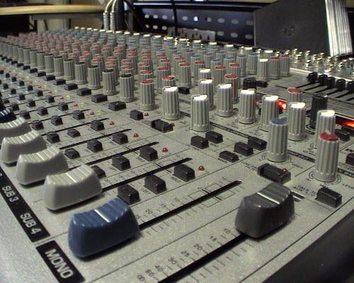 montage audio