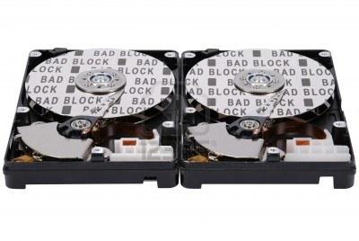 disque dur défectueux