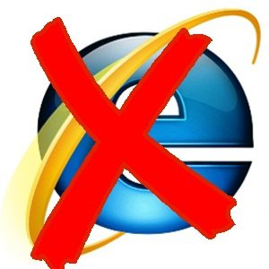 comment désinstaller Internet Explorer
