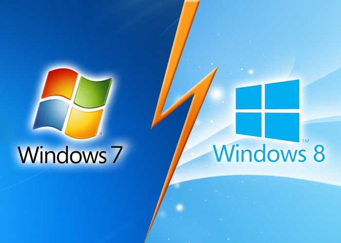 Vieux PC : mise à niveau vers Windows 7 ou 8?
