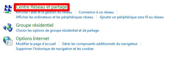 Configurer nouvelle connexion wifi windows 7