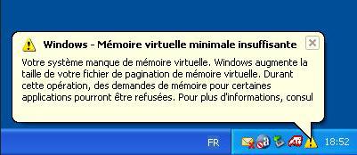 Probleme de memoire windows 8.1