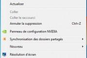 Changer, personnaliser le pointeur de la souris sous Windows 7