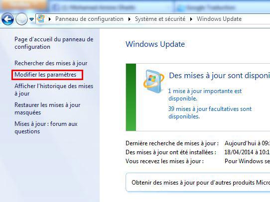 Modifier-les-paramètres-de-windows-update