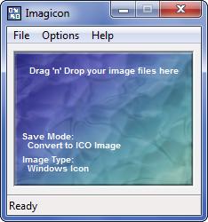 transformer image en icône