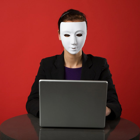 mails anonymement