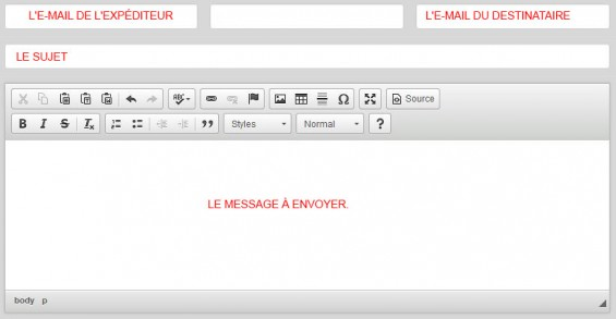 envoyer des mails anonymement