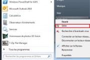 Créer une nouvelle partition windows 7 sans formater