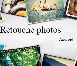 retouche photos android