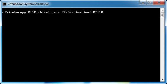 robocopy windows 7