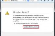 Comment faire pour désactiver le lecteur de PDF intégré à Firefox