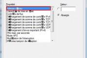 Modification de l'adresse MAC d'une carte réseau
