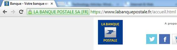 exemple site bancaire sécurisé avec https