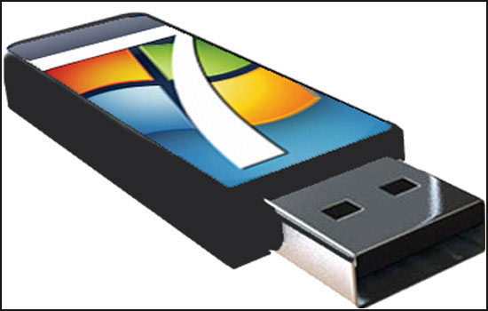 USB bootable Windows 7