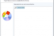 Récupérer les données d'un CD /DVD endommagé