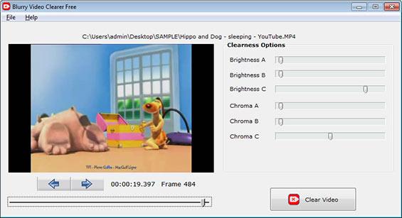 Améliorer video mauvaise qualité