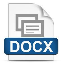 Lire word docx