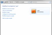 Ajouter mot de passe compte utilisateur windows 7