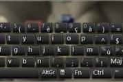 Comment utiliser le pavé numérique du clavier visuel