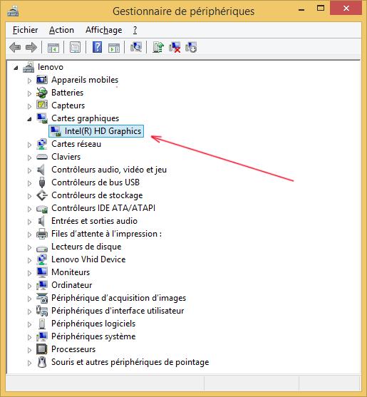 mise a jour carte reseau Mettre à jour pilotes de périphériques Windows 8?