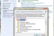 Comment faire pour activez le protocole Telnet dans Windows