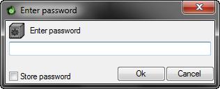 protégé avec un mot de passe