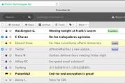 Comment envoyer et recevoir des e-mails cryptés avec protonmail