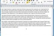 Comment insérer du texte aléatoire dans Microsoft Office Word 2010