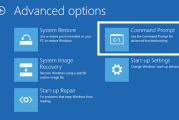 Nouvelles fonctionnalités Invite de commandes dans Windows 10