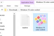 Comment définir une couleur personnalisée pour les bordures de fenêtre dans Windows 10