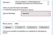 Désactiver les mises à jour automatiques dans Windows 10