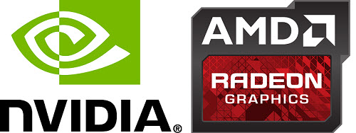 carte graphique nvidia amd