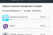 Batterie android se décharge vite voici la solution