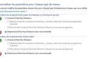 Comment désactiver le pare-feu Windows dans Windows 10/8/7