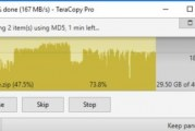 TeraCopy 3.0 est enfin publié: Nouvelles fonctionnalités et téléchargement