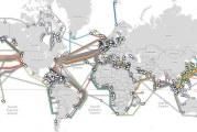 La carte des câbles internet sous-marins