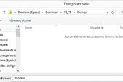 Enregistrez les documents MS Office directement dans Dropbox