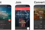 Timbre: Application pour éditer l'audio et la vidéo sur Android