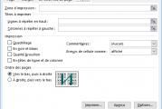 Excel: Masquer des erreurs sur les impressions