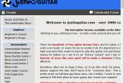 Meilleurs logiciels et sites d'apprentissage de guitare gratuits