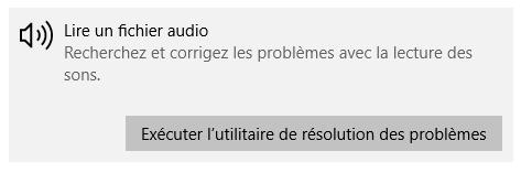 Les touches de fonction ne fonctionnent pas sur un ordinateur portable Windows 10