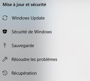 résolution des problèmes matériels windows