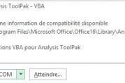 Excel se bloque ou ne répond pas sous Windows 10