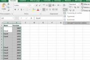 Comment annuler la fusion de cellules dans Excel