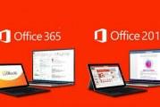 Quelle est la différence entre Microsoft Office et Office 365?
