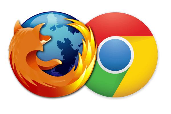 probleme saisir texte dans Chrome et Firefox